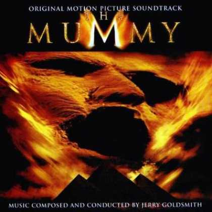 Soundtracks - The Mummy (Jerry Goldsmith) (1999)