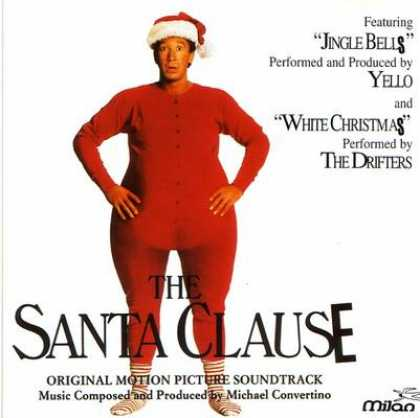 Soundtracks - The Santa Clause Original Soundtrack