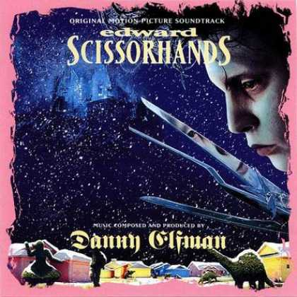 Soundtracks - Edward Scissorhands