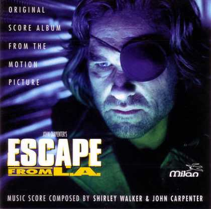 Soundtracks - Escape From L.A.