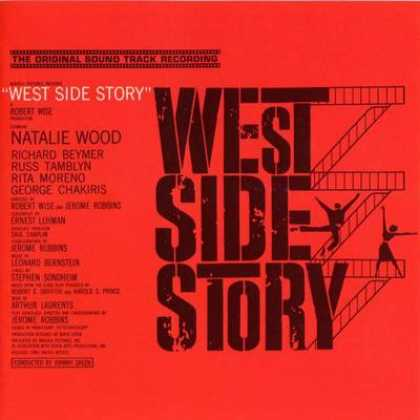 Soundtracks - West Side Story Soundtrack