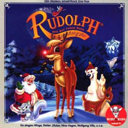 Soundtracks - Rudolph Mit Der Roten Nase Soundtrack