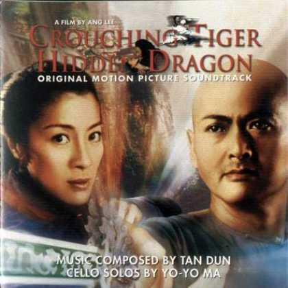 Soundtracks - Crouching Tiger - Hidden Dragon Soundtrack