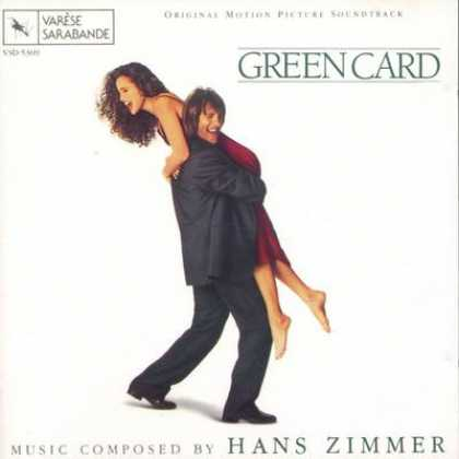 Soundtracks - Green Card Soundtrack