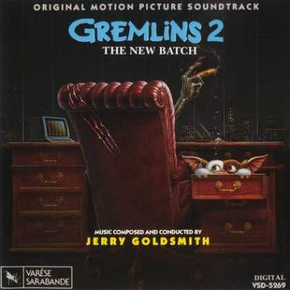 Soundtracks - Gremlins 2 Soundtrack