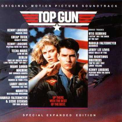 Soundtracks - Top Gun Soundtrack - Special Expanded Edition