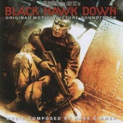 Soundtracks - Black Hawk Down