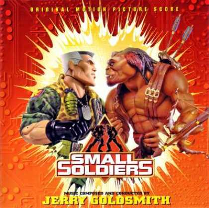 Soundtracks - Small Soldiers