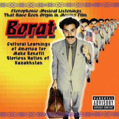Soundtracks - Borat Soundtrack