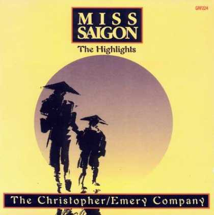 Soundtracks - Miss Saigon - The Higlights