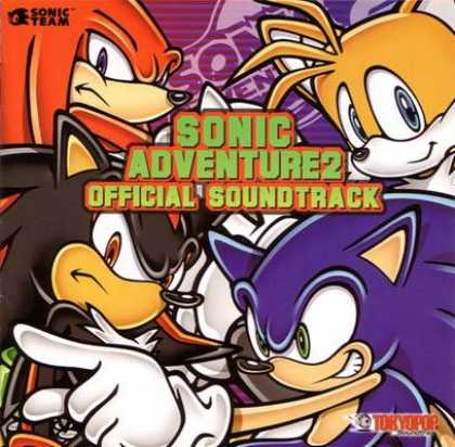 Soundtracks - Sonic Adventure 2 Official Soundtrack