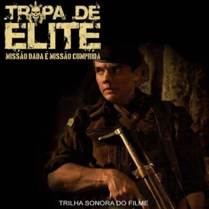 Soundtracks - Tropa De Elite (2007) CUSTOM