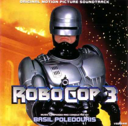 Soundtracks - Robocop 3