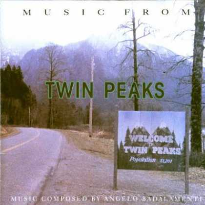 Soundtracks - Twin Peaks Soundtrack