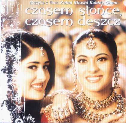 Soundtracks - Kabhi Khushi Kabhie Gham 2005 POLISH R5