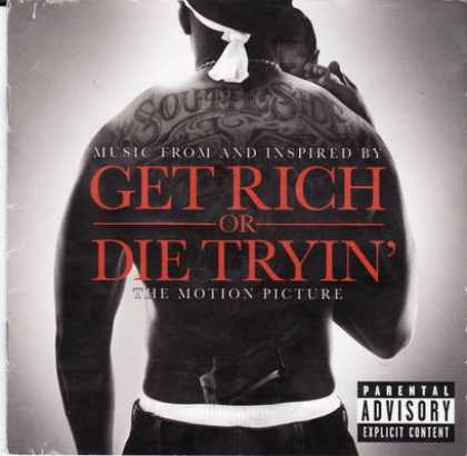 Soundtracks - 50 Cent Pressents: Get Rich Or Die Tryin'