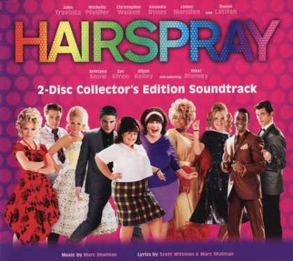 Soundtracks - Hairspray - 2 Disc Collector's Edition
