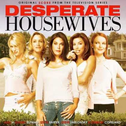 Soundtracks - Danny Elfman - Desperate Housewives Promo Scor...