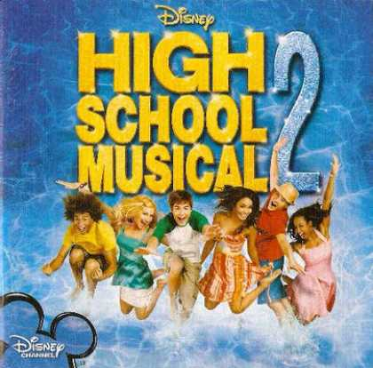 Soundtracks - High School Musical 2 (BRAZILIAN)