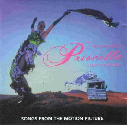Soundtracks - The Adventures Of Priscilla Queen Of The Desert