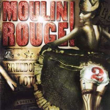 Soundtracks - Moulin Rouge 2 Soundtrack