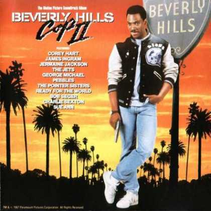 Soundtracks - Beverly Hills Cop II