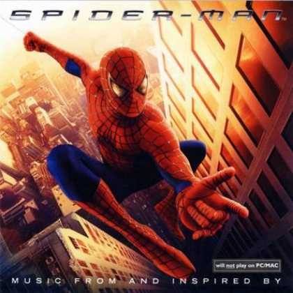 Soundtracks - Spider - Man Soundtrack