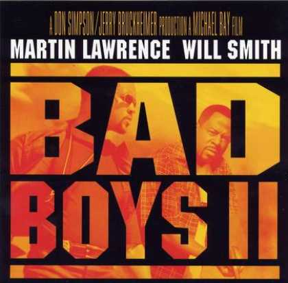 Soundtracks - Bad Boys II - The Soundtrack