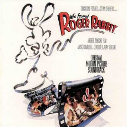 Soundtracks - Who Framed Roger Rabbit