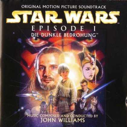 Soundtracks - Starwars Episode 1 Soundtrack Starwars Episode 1 Soundtrack