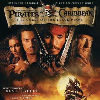 Soundtracks - Pirates Of The Caribbean - Curse Of Black Pear...