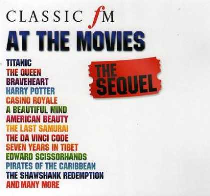Soundtracks - Classic FM At The Movies - The Sequel