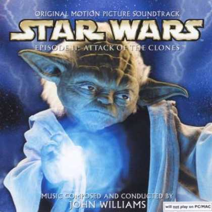 Soundtracks - Star Wars Episode 2 - Attack Of The Clones - S...
