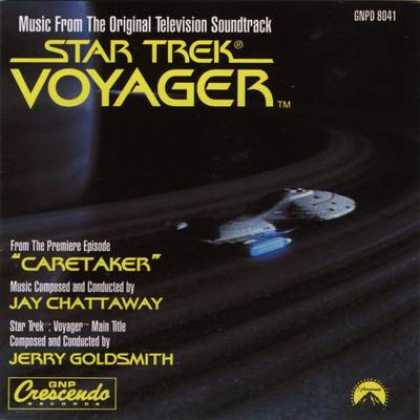Soundtracks - Star Trek Voyager Soundtrack