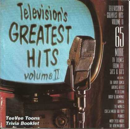 Soundtracks - Televisions Greatest Hits Volume II