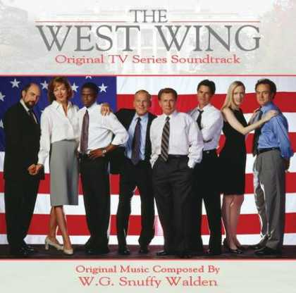Soundtracks - The West Wing - Volume 1