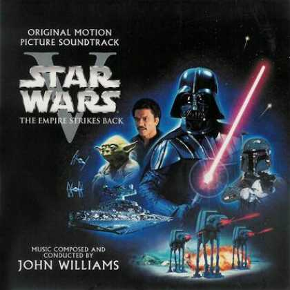 Soundtracks - Star Wars - Episode V Star Wars - Episode V