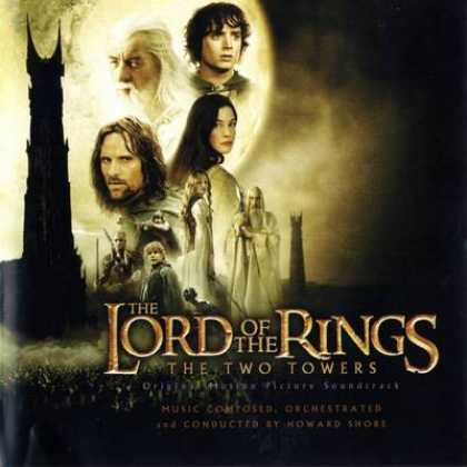 Soundtracks - The Lord Of The Rings The Two Towers - Soundtrack