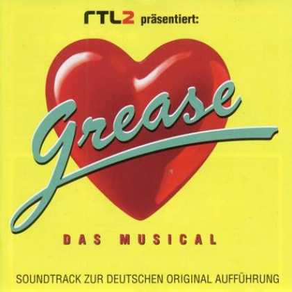 Soundtracks - Grease Das Musical - Soundtrack