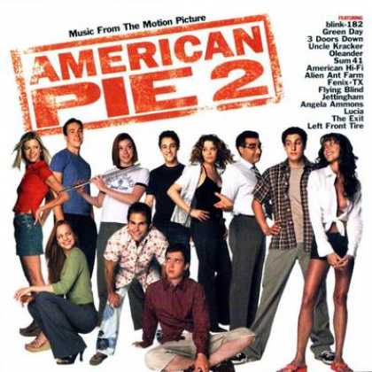 Soundtracks - American Pie 2 Soundtrack
