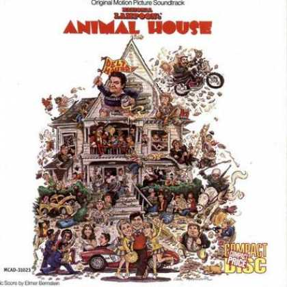 Soundtracks - Animal House