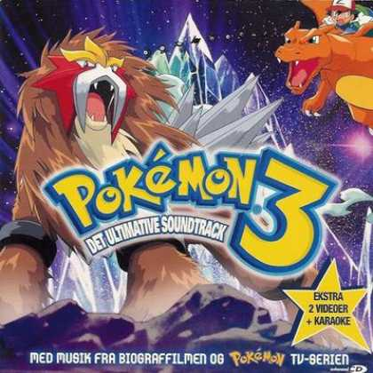 Soundtracks - Pokemon 3