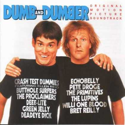 Soundtracks - Dumb And Dumber Soundtrack