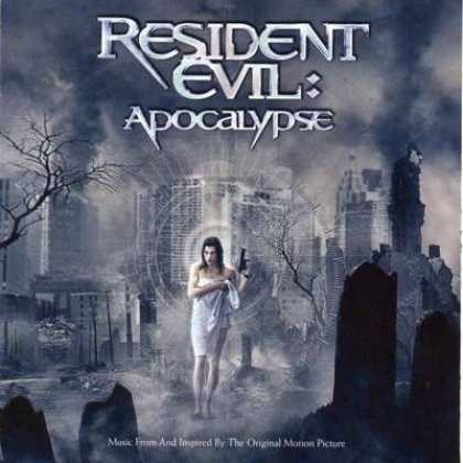 Soundtracks - Resident Evil Apocalypse Soundtrack
