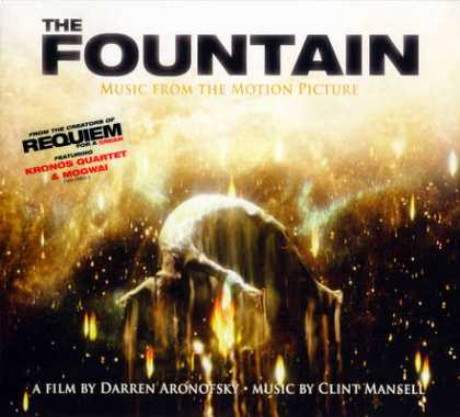 Soundtracks - The Fountain - Clint Masell/Kronos Quartet/Mogwai