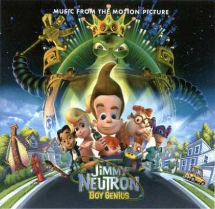 Soundtracks - Jimmy Neutron Boy Genius