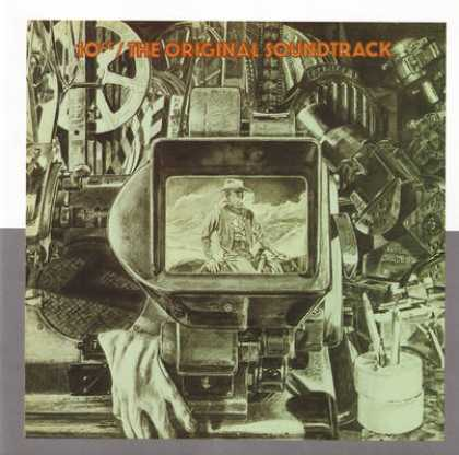 Soundtracks - 10CC - The Original Soundtrack