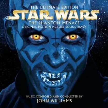 Soundtracks - Star Wars 1 The Phantom Menace Ultimate Soundt...