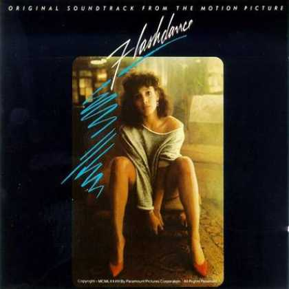 Soundtracks - Flashdance Soundtrack