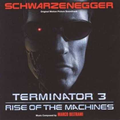Soundtracks - Terminator 3 - Aufstand Der Maschinen Soundtrack